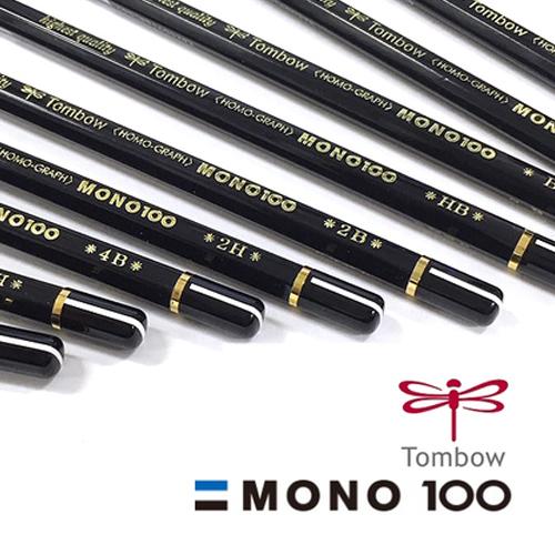 トンボ 鉛筆MONO-100