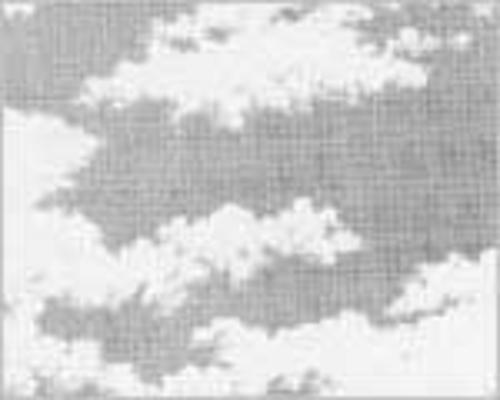 デリーター スクリーン <空・雲>