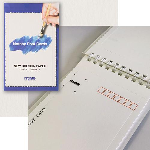 ミューズ ポストカードブック ニューブレダン(NPA-7400)