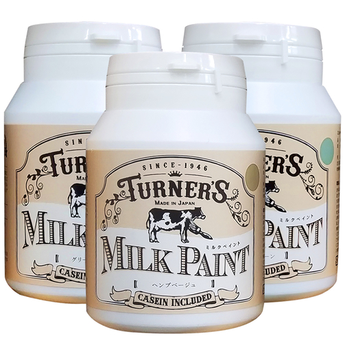 ターナー ミルクペイント