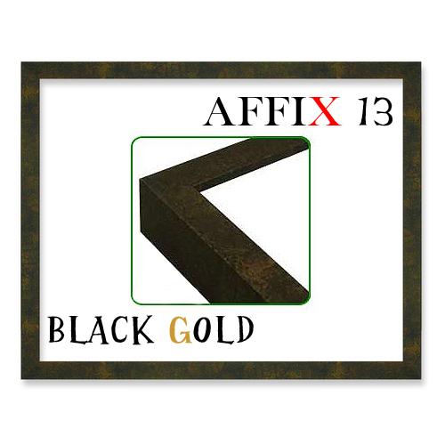 アフィックス13<ブラックゴールド>
