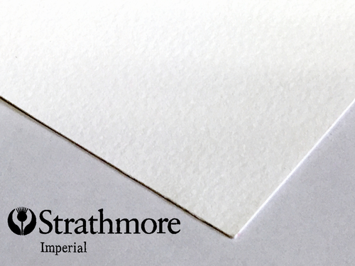 ストラスモア インペリアル水彩紙