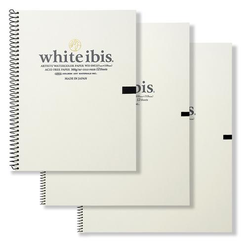 ホルベイン ホワイトアイビス水彩紙 スプリング