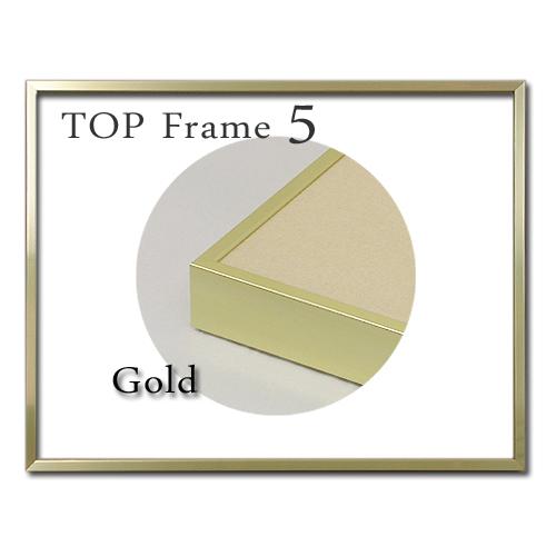 トップフレーム5<ゴールド>