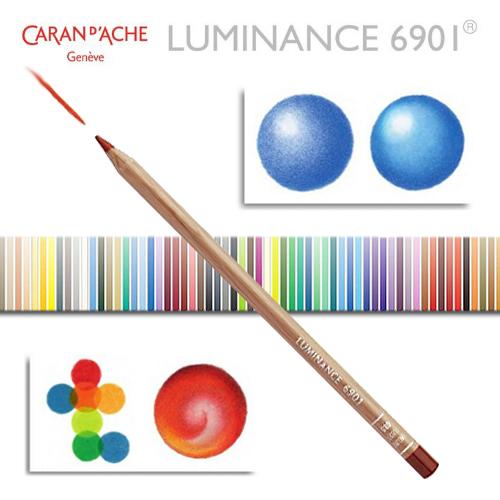 カランダッシュ ルミナンス色鉛筆