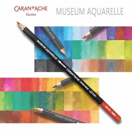 カランダッシュ ミュージアムアクアレル水彩色鉛筆