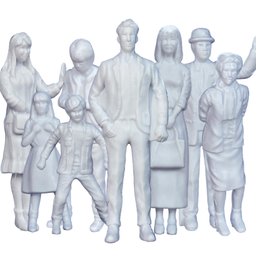 光栄堂 人物模型 立像