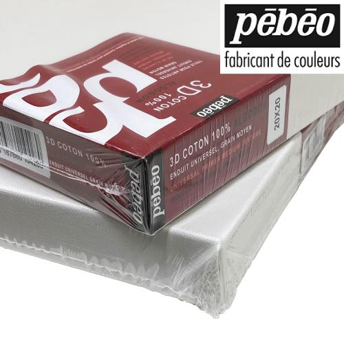 ペベオ コットン3D張りキャンバス