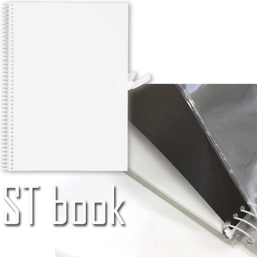 ミューズ STスケッチブック B5(白表紙)ST-9855